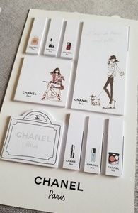 CHANEL VIP gift sticky notes